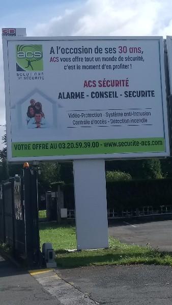 ACS s'affiche pour ses 30 ans !